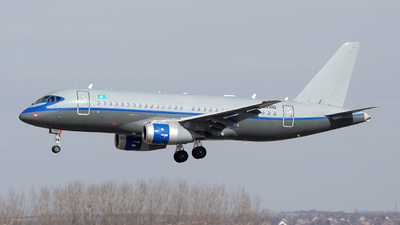 95100 - Sukhoi Superjet 100-95B - Kazakhstan - Border Guard