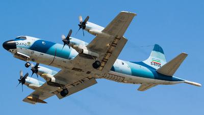 5-8705 - Lockheed P-3F Orion - Iran - Air Force