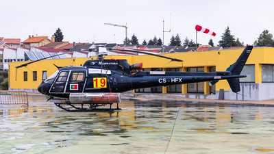 CS-HFX - Aérospatiale AS 350B3 Ecureuil - HeliPortugal