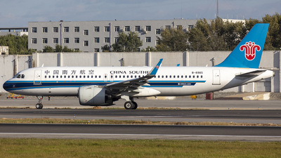 B-8965 - Airbus A320-271N - China Southern Airlines