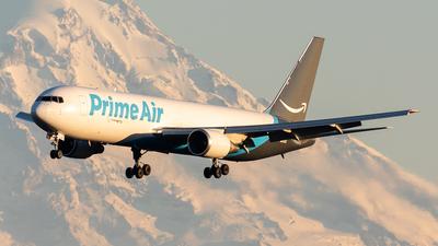 N347AZ - Boeing 767-319(ER)(BDSF) - Amazon Prime Air (Air Transport International)