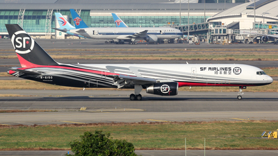 B-6150 - Boeing 757-25F(PCF) - SF Airlines