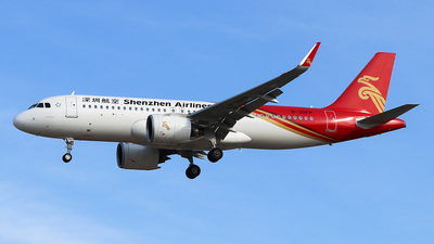 B-30FP - Airbus A320-271N - Shenzhen Airlines