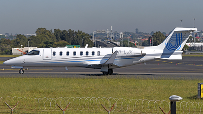 VH-LJX - Bombardier Learjet 45 - Private