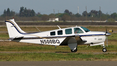 N500BQ - Beech A36 Bonanza - Private