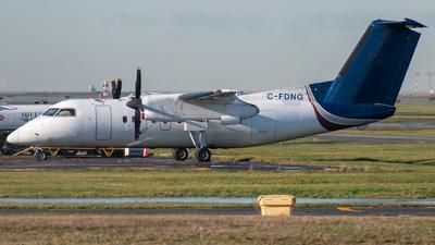 A picture of CFDNG - De Havilland Canada Dash 8100 - Central Mountain Air - © Michal Mendyk