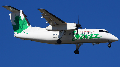 C-FABT - Bombardier Dash 8-102 - Air Canada Jazz