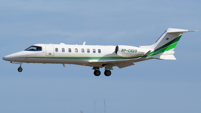 RP-C629 - Bombardier Learjet 75 - Private