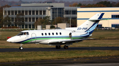 ES-PHR - Hawker Beechcraft 750 - Avies Air Company