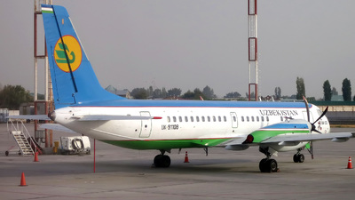 UK-91108 - Ilyushin IL-114-100 - Uzbekistan Airways