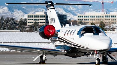 N68CH - Cessna 525 CitationJet M2 - Private