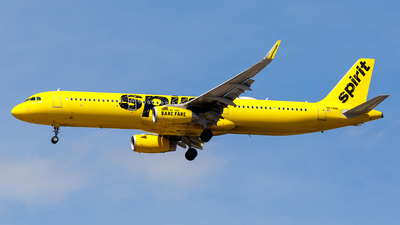 N679NK - Airbus A321-231 - Spirit Airlines