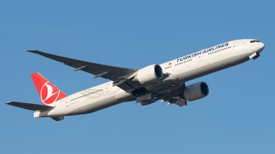 TC-LJG - Boeing 777-3F2ER - Turkish Airlines