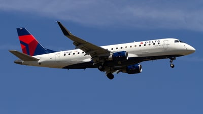 N252SY - Embraer 170-200LR - Delta Connection (SkyWest Airlines)