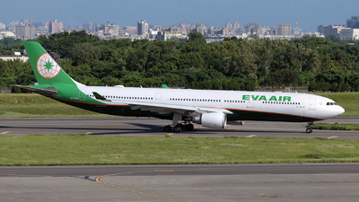 B-16340 - Airbus A330-302 - Eva Air