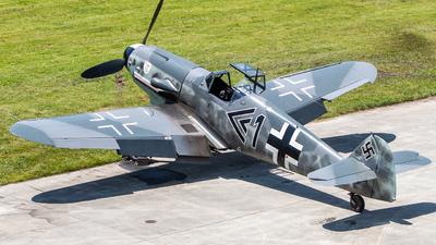 N109GY - Messerschmitt Bf 109G-4 - Private