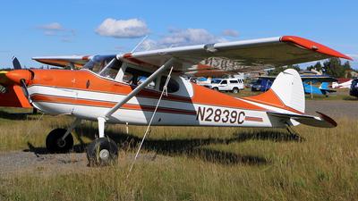 N2839C - Cessna 170B - Private