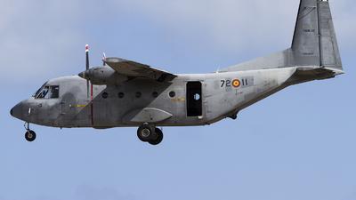 T.12B-65 - CASA C-212-100 Aviocar - Spain - Air Force