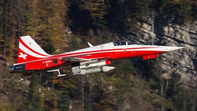 J-3089 - Northrop F-5E Tiger II - Switzerland - Air Force