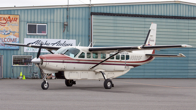 N9820F - Cessna 208B Grand Caravan - Private