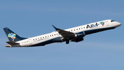 PR-AYE - Embraer 190-200IGW - Azul Linhas Aéreas Brasileiras
