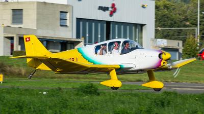 HB-KBJ - Jodel DR250/160 Capitaine - Private