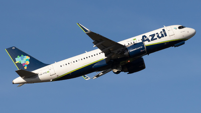 PR-YYD - Airbus A320-251N - Azul Linhas Aéreas Brasileiras