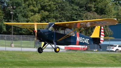 N1604E - Aeronca 7AC Champion - Private