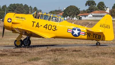 PR-TEB - North American T-6G Texan - Helisul Taxi Aéreo