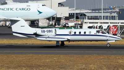 XB-GBC - Bombardier Learjet 36A - Private