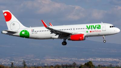 XA-VAR - Airbus A320-232 - VivaAerobus