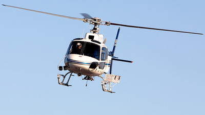 C-FBHK - Eurocopter AS 350B2 Ecureuil - Bighorn Helicopters