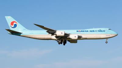 HL7639 - Boeing 747-8B5F - Korean Air Cargo