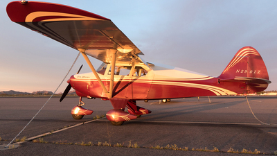 A picture of N2901Z - Piper PA22150 - [226873] - © Felipe Garcia