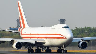 4L-GEM - Boeing 747-251B(SF) - Geo-Sky