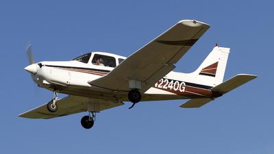 N2240G - Piper PA-28-161 Warrior II - Private