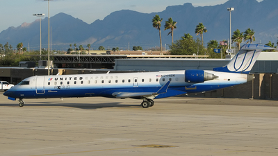 N744SK - Bombardier CRJ-701 - United Express (SkyWest Airlines)