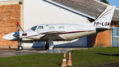 A picture of PPLOA - Piper PA31T1 Cheyenne 1 - [31T8104001] - © Leandro Luiz Pilch