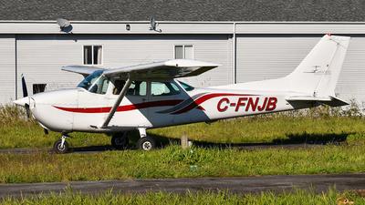 A picture of CFNJB - Cessna 172P Skyhawk - [17274700] - © Santiago Arias
