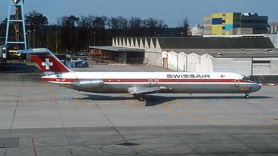 HB-ISP - McDonnell Douglas DC-9-51 - Swissair
