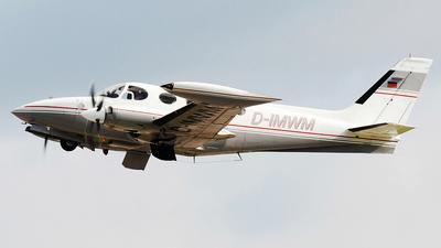 D-IMWM - Cessna 340A - Private