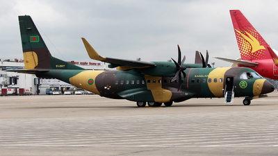 S3-BRT - Airbus C295W - Bangladesh - Army Aviation