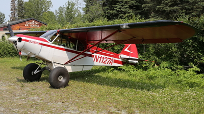 N1127A - Piper PA-18A-150 Super Cub - Private