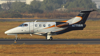 N770BR - Embraer 500 Phenom 100 - Private