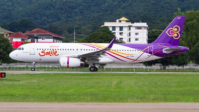 HS-TXN - Airbus A320-232 - Thai Smile