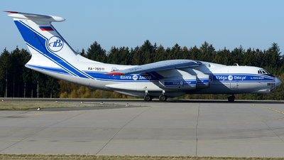 A picture of RA76511 - Ilyushin Il76TD90VD - VolgaDnepr Airlines - © Benjamin Exenberger