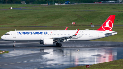 A picture of TCLSO - Airbus A321271NX - Turkish Airlines - © Gaetan De Meyer