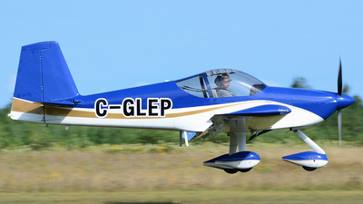 A picture of CGLEP - Van's RV14A - [140018] - © Scott Pindera