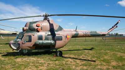 380 - PZL-Swidnik Mi-2 Hoplite - German Democratic Republic - Air Force