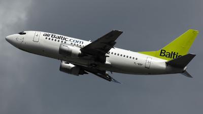 YL-BBP - Boeing 737-522 - Air Baltic